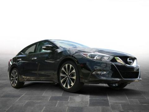 Certified Pre-Owned 2016 Nissan Maxima 3.5 SR FWD 4dr Car
