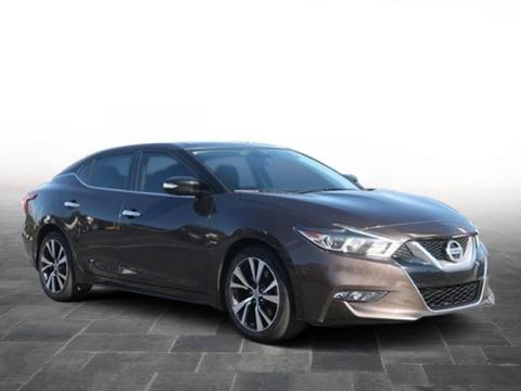 Certified Pre-Owned 2016 Nissan Maxima 3.5 Platinum FWD 4dr Car
