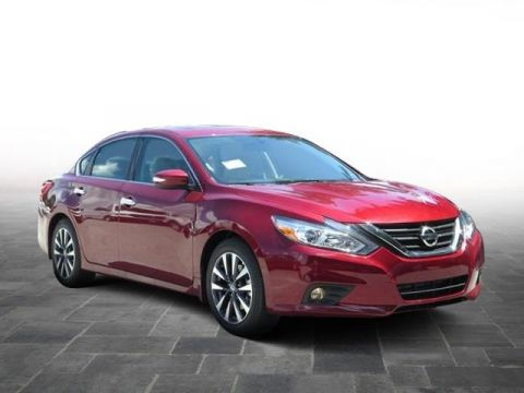 New 2017 Nissan Altima 2.5 SL FWD 4dr Car