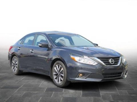 Certified Pre-Owned 2016 Nissan Altima 2.5 SL FWD 4dr Car