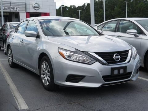 Certified Pre-Owned 2016 Nissan Altima 2.5 S FWD 4dr Car
