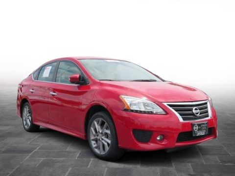 Certified Pre-Owned 2015 Nissan Sentra SR FWD 4dr Car