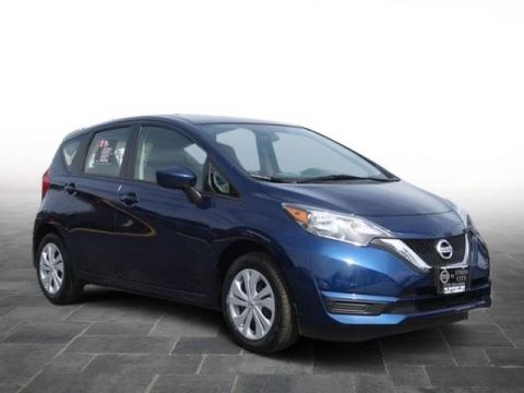 Certified Pre-Owned 2017 Nissan Versa Note SV FWD 4dr Car