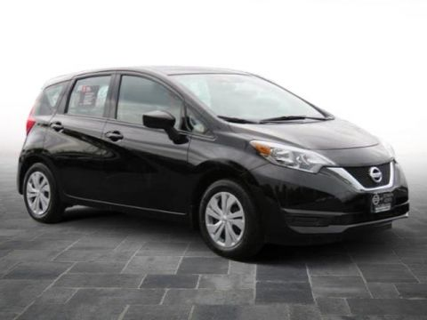 Certified Pre-Owned 2017 Nissan Versa Note