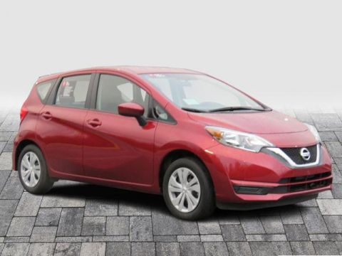 Certified Pre-Owned 2017 Nissan Versa Note S Plus FWD 4dr Car