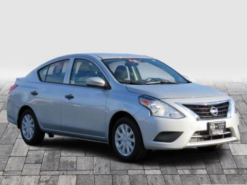 Certified Pre-Owned 2018 Nissan Versa Sedan S Plus FWD 4dr Car