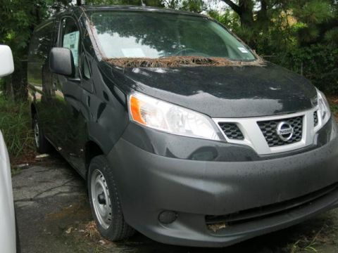 New 2015 Nissan NV200 S FWD Mini-van Cargo