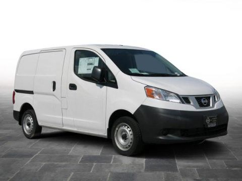 New 2015 Nissan NV200 SV FWD Mini-van Cargo