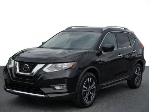 Certified Pre Owned 2018 Nissan Rogue Sl