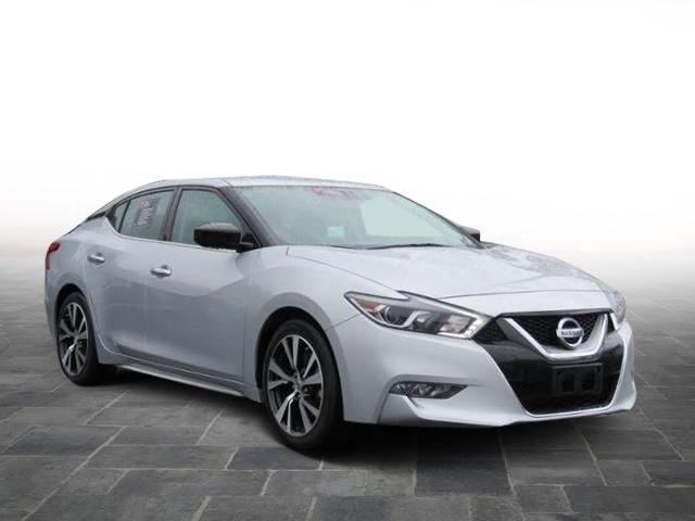 Pre-Owned 2017 Nissan Maxima S FWD 4dr Car