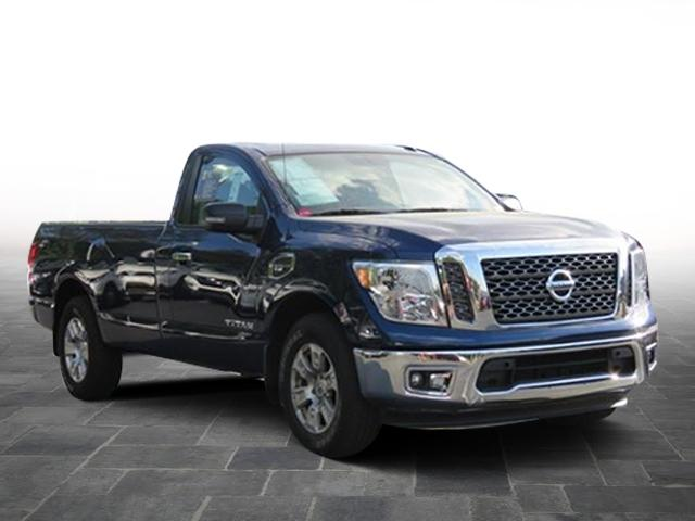 Certified Pre-Owned 2017 Nissan Titan SV RWD Regular Cab Pickup