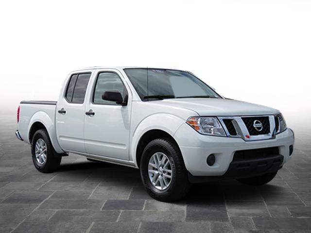 Certified Pre-Owned 2016 Nissan Frontier SV RWD Crew Cab Pickup