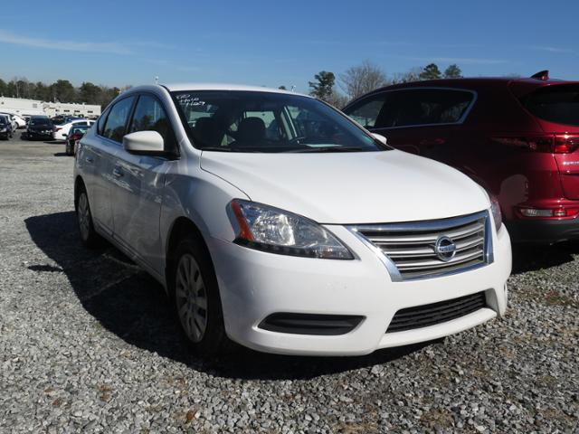 Certified Pre-Owned 2015 Nissan Sentra