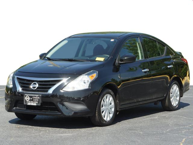 Pre Owned 2016 Nissan Versa 1 6 Sv
