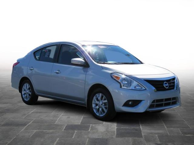 Certified Pre Owned 2017 Nissan Versa Sedan Sv
