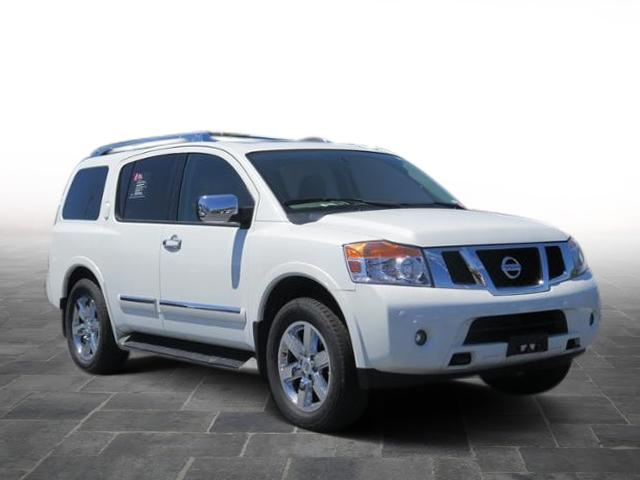 Certified Pre-Owned 2013 Nissan Armada Platinum