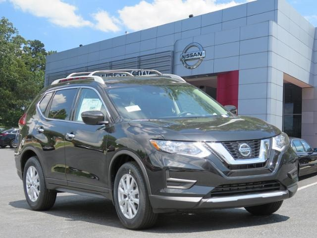 Nissan Of Union City >> New 2019 Nissan Rogue S Fwd 4d Sport Utility