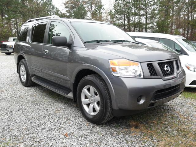 Certified Pre-Owned 2015 Nissan Armada