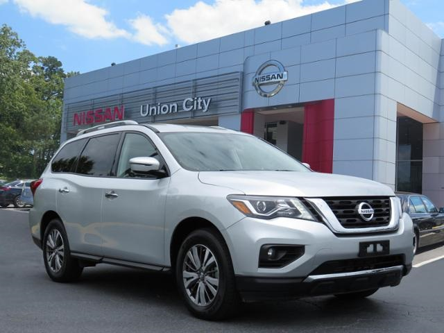 Certified Pre-Owned 2019 Nissan Pathfinder SV