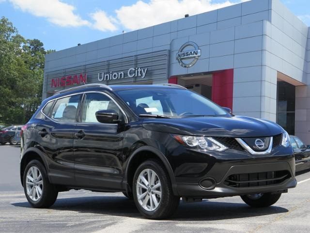 Nissan Of Union City >> New 2019 Nissan Rogue Sport Sv Fwd 4d Sport Utility
