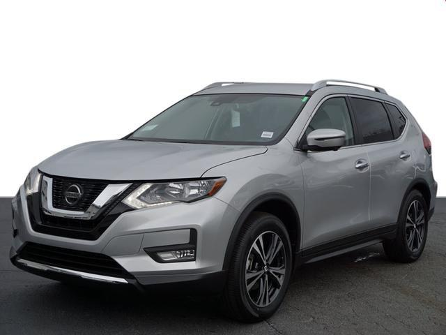 Nissan Of Union City >> New 2019 Nissan Rogue Fwd Suv