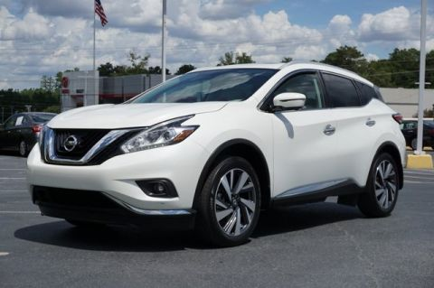 Certified Pre-Owned 2018 Nissan Murano Platinum FWD 4D Sport Utility